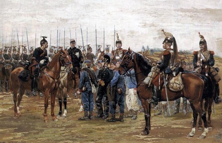 Книга Франко-прусская война. скачать бесплатно