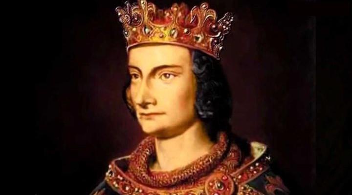 Морис Дрюон. Когда король губит Францию (Проклятые короли-7)