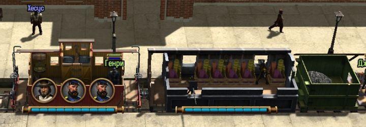Игра Bounty Train