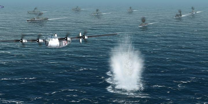 Игры о войне на море