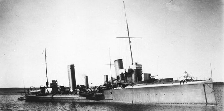 Российский Балтийский флот
