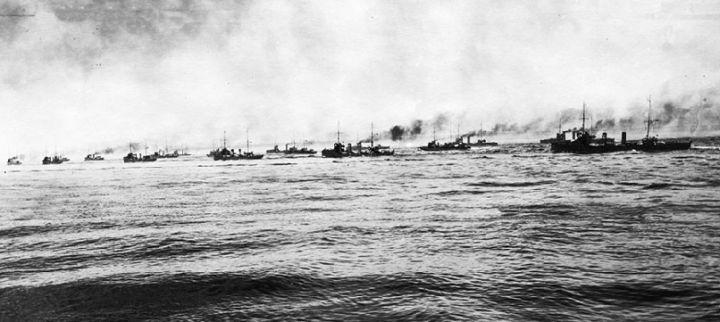 Минная дивизия Балтийского флота