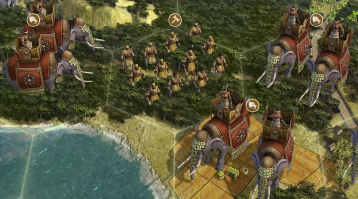 Greco-Persian Wars — Civilization V