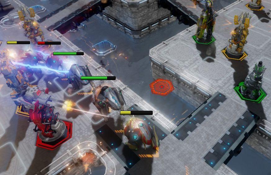 Игра Defense Grid 2 скриншоты