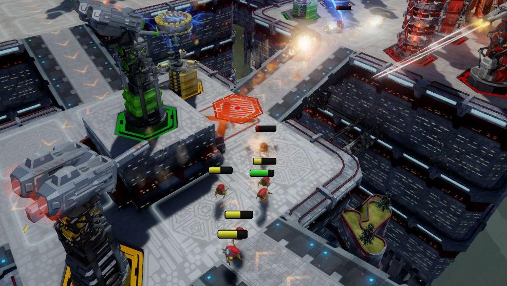 Игра Defense Grid 2 прохождение