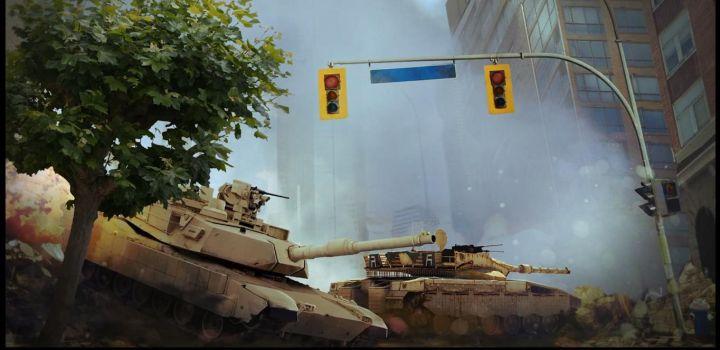 Обзор игры  ET Armies