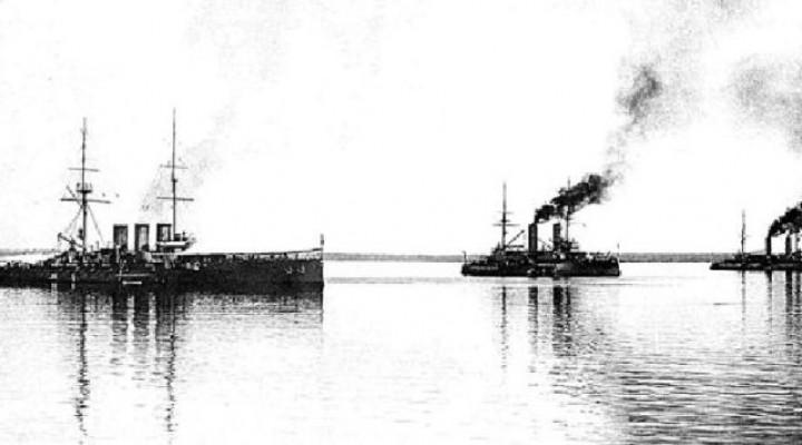 Г.К. Граф. Флот и война. Балтийский флот в Первую мировую