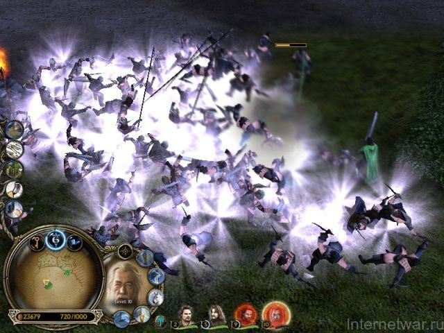 the battle for middle earth 2 моды