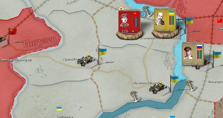 Обзор игры REDS: Revolution under Siege
