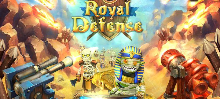 Обзор игры Royal Defense