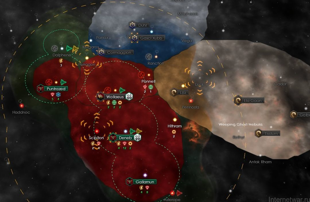 прохождение игры stellaris