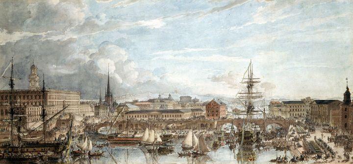 История России Русско-шведская война 1808-1809