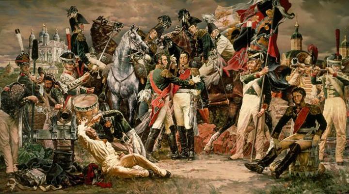 А.И. Михайловский-Данилевский. Описание Финляндской войны в 1808 и 1809 годах