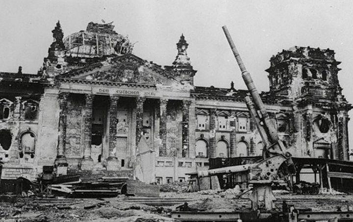 Конец Третьего рейха