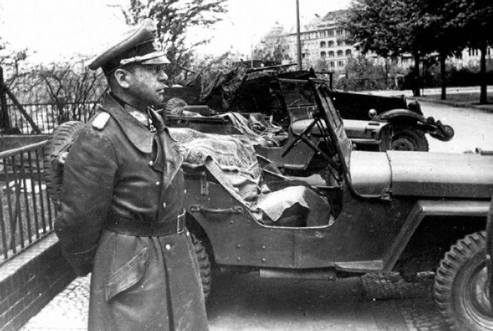 Генерал Ганс Кребс