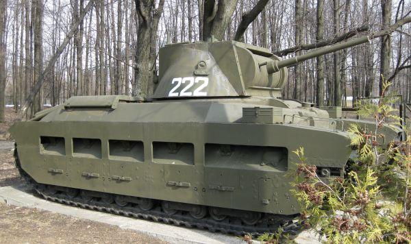 Танк Матильда-2