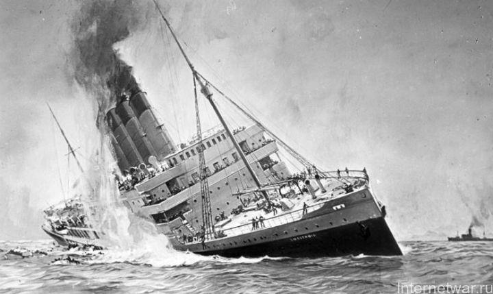 хронология первой мировой войны