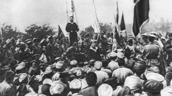К. Назаренко. Балтийский флот в революции. 1917–1918 гг