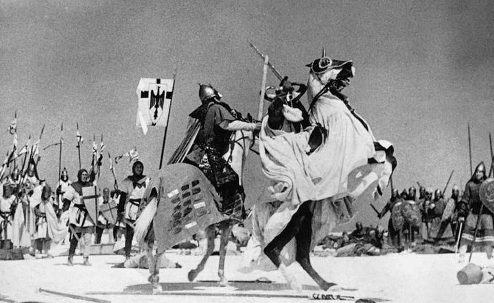 Русь против европейского ига Елисеев Филиппов