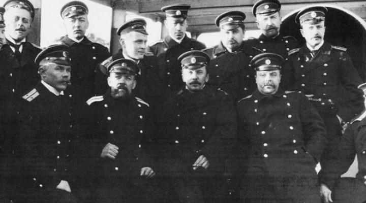 Г.К. Граф. Моряки. Очерки из жизни морского офицера 1897‑1905 гг