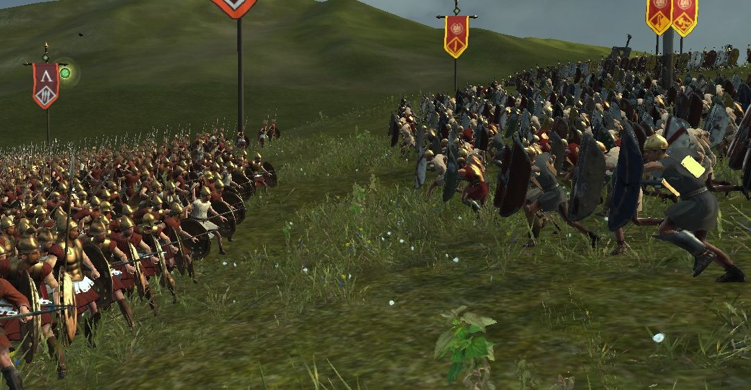 Все моды для Total War: Rome II