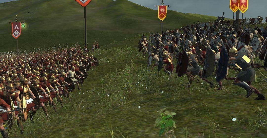 Все моды для Total War: Rome II