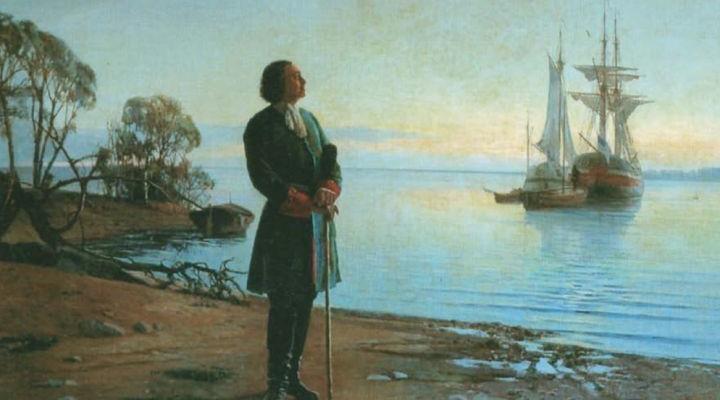 К. Валишевский. Петр Великий