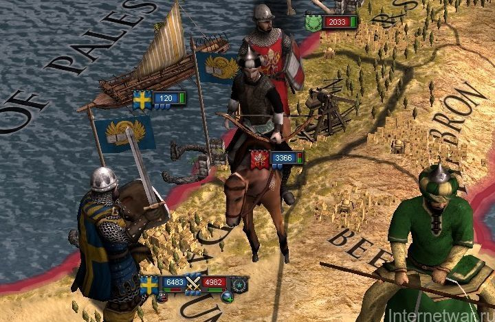 crusader kings ii моды
