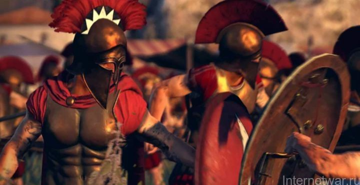 total war rome ii моды