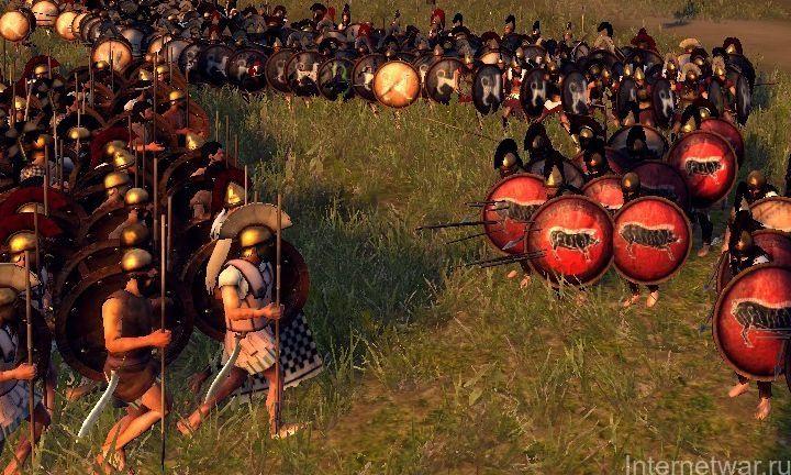 total war rome 2 мод спартанцы