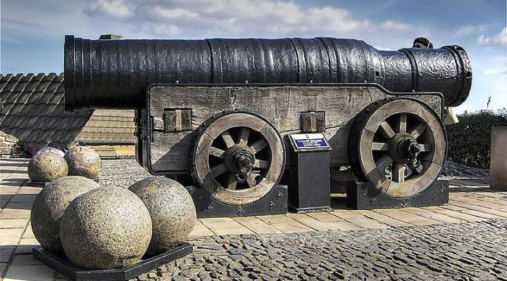 О. Хогг. История артиллерии