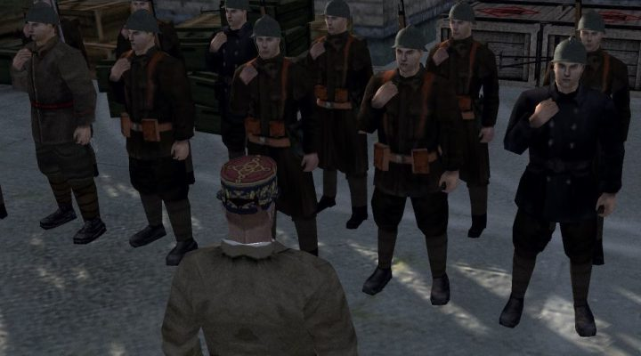 Bataille de France — Men of War: Assault Squad 2