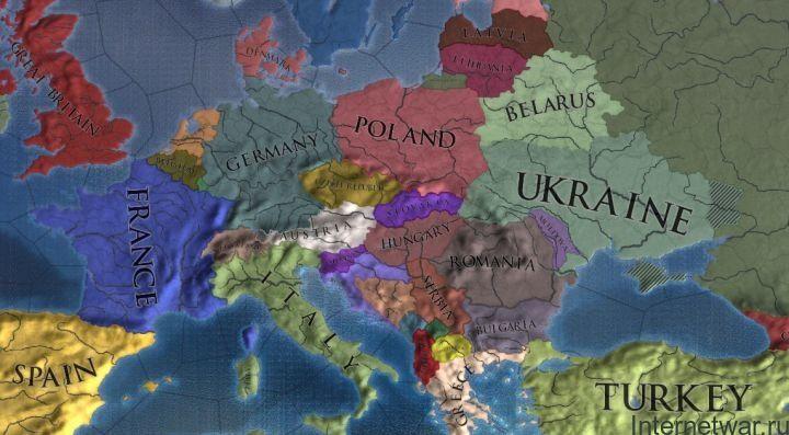 Скачать моды для europa universalis 4