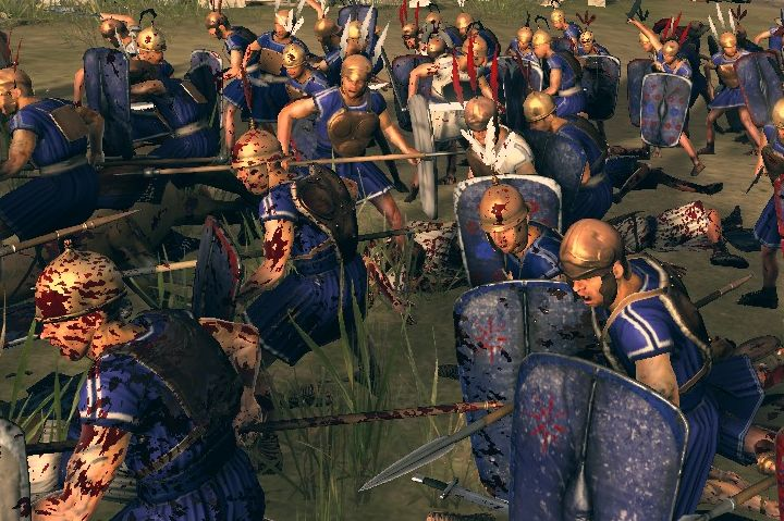 total war rome 2 emperor edition моды