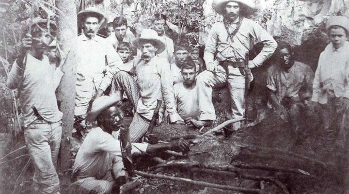 Р. Кондратенко. Испано-американская война