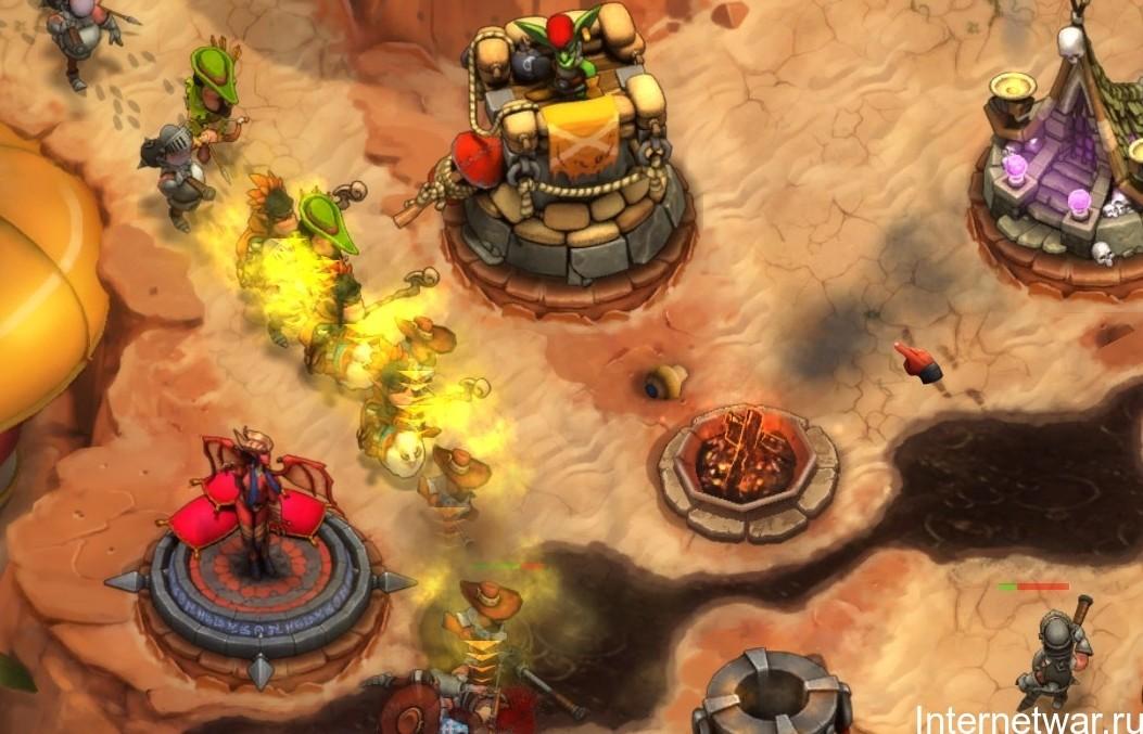 игры tower defence