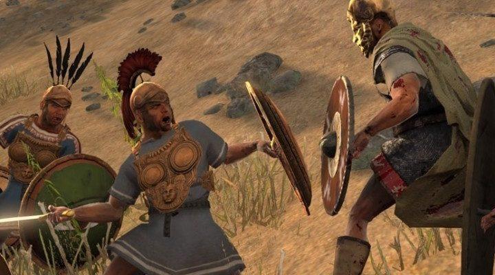 Hegemonia — Rome II