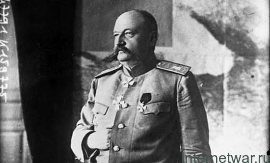 хронология событий первой мировой войны