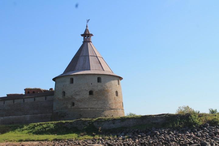 шлиссельбург крепость орешек
