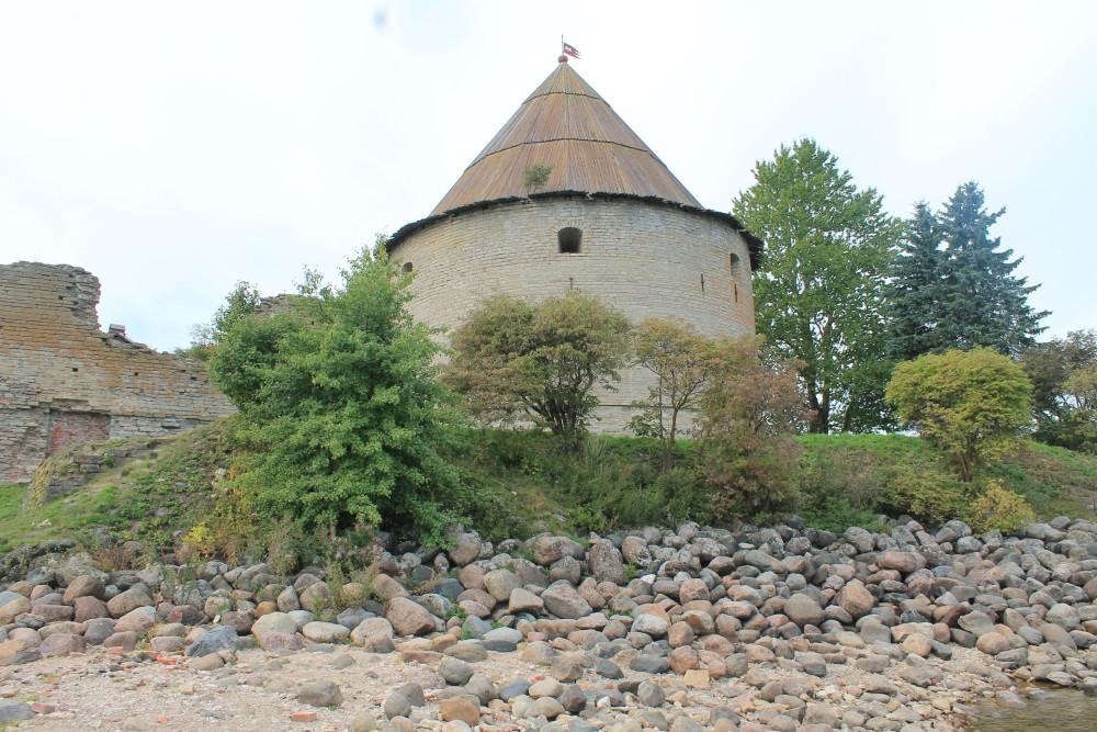 шлиссельбург крепость