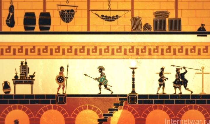 игра apotheon