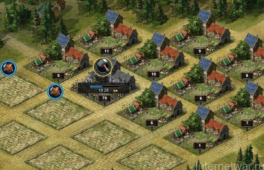 браузерные онлайн игры стратегии