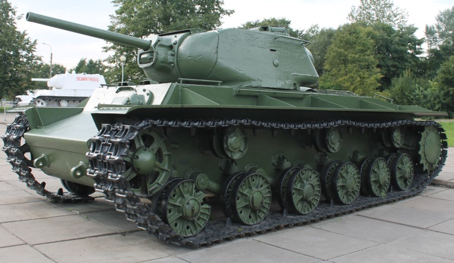 танк кв 1с