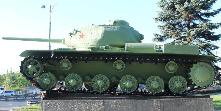 танк кв 85