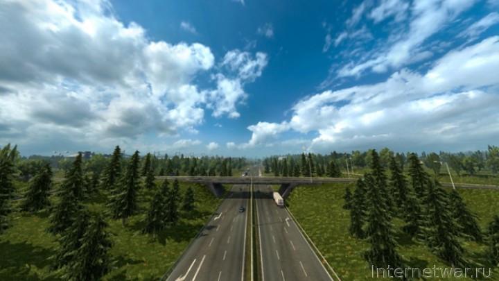 полная игра euro truck simulator 2