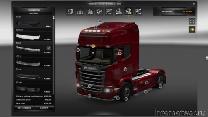 машины игры euro truck simulator 2