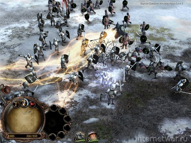 мод Battle for Middle Earth 2