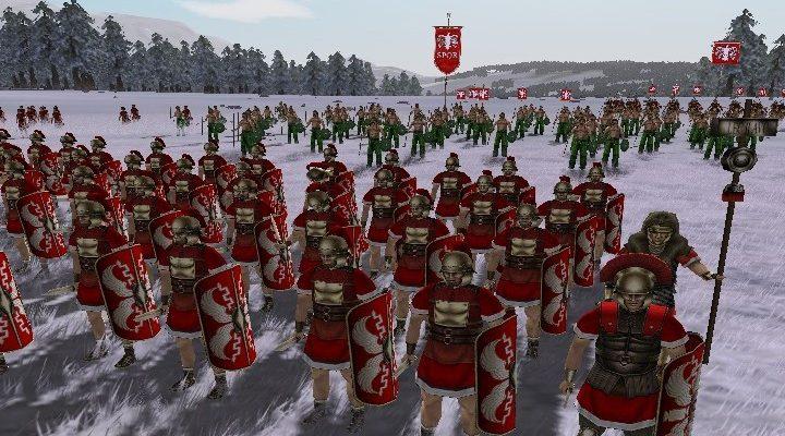 RTW Enhanced — мод для Rome Total War