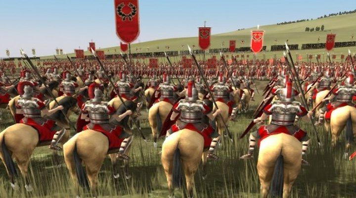 Alastors Julii Mod — мод для Rome Total War