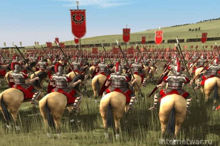 скачать моды для rome total war